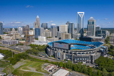 upcoming Events in the City of charlotte, North Carolina
