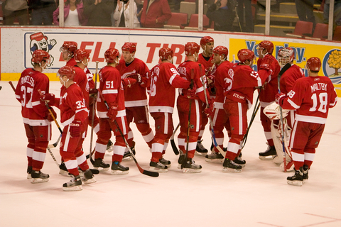 nhl hockey team detroit red wings tickets and schedule